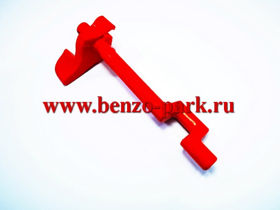 Вал управления переключением бензопил типа Partner 350, Partner 371, Poulan 2150, Poulan 2250 и др