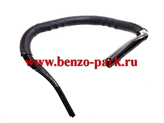 Верхняя рукоятка (ручка-держатель) китайских бензопил с объемом двигателя 45см3, 52см3 и 58см3 (Усиленная, Стальная)