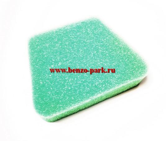 Воздушный фильтр бензопил Partner 350, Partner 371, Poulan 2150, Poulan 2250 (зеленый)