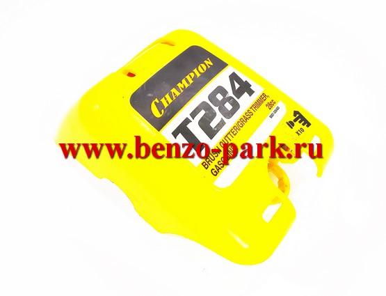 Воздушный фильтр в сборе бензокос типа Champion T283, Champion T284