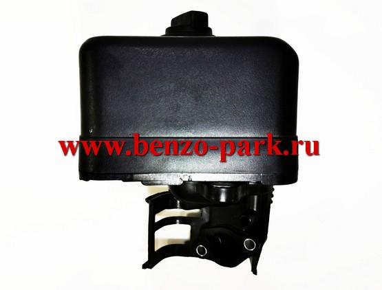 Воздушный фильтр в сборе для мотоблоков и мотокультиваторов с бензиновым двигателем типа Lifan 168F, 168F-2, 170F (5,5 л.с.-7,0 л.с