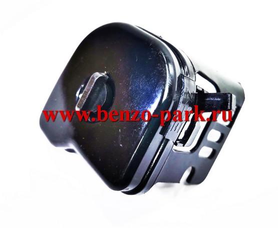 Воздушный фильтр в сборе китайских бензокос с объемом двигателя 33 см3 (32,5 см3) (двигатель 36F)