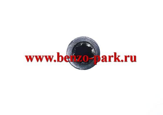 Втулка-соединитель валов для электротриммеров под вал 7х7 шлицов
