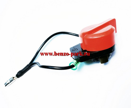 Выключатель зажигания для мотоблоков и мотокультиваторов с четырехтактным двигателем типа Lifan
