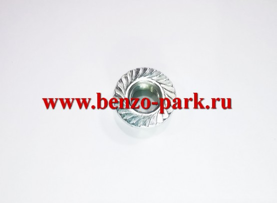 Гайка крепления маховика бензопил типа Partner 350-371, Husqvarna 137-142