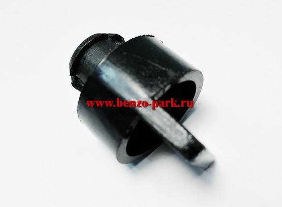 Гайка крышки воздушного фильтра китайских бензопил с объемом двигателя 25см3, 38см3, 41см3, 45см3, 52см3, 58см3 (высокая)