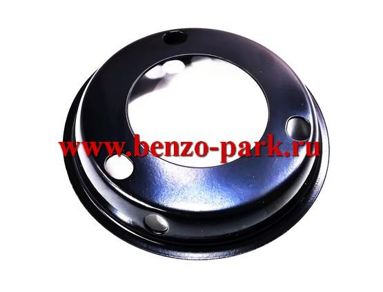 Защитная крышка (чашка верхняя) для редукторов китайских бензокос