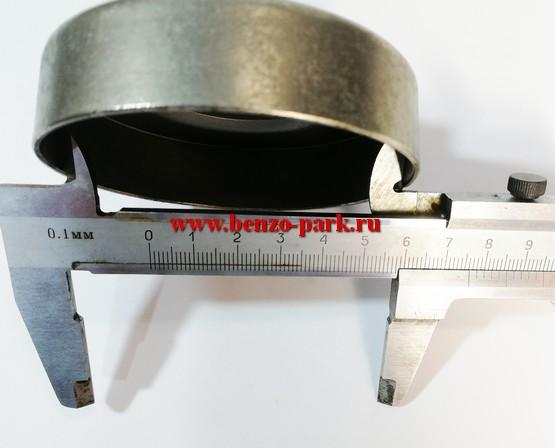 Звездочка ведущая цельнолитая для бензопил типа Stihl MS 290, Stihl MS 310, Stihl MS 390