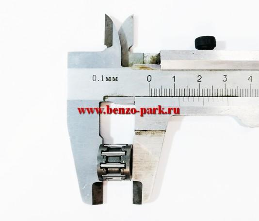 Звездочка ведущая цельнолитая с сепаратором для бензопил типа Partner 350, Partner 371, Poulan 2150, Poulan 2250 и др.