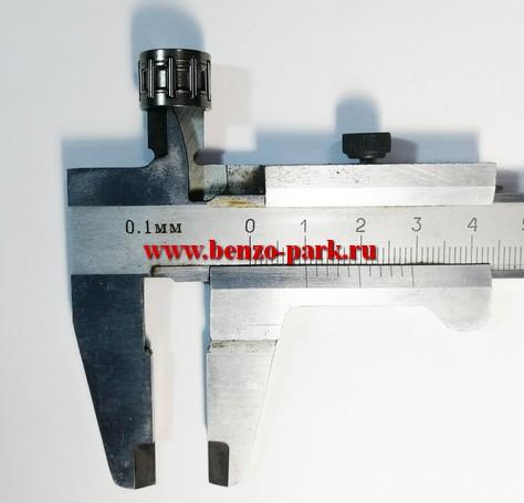Звездочка ведущая цельнолитая с сепаратором для бензопил типа Stihl MS 260, Stihl MS 270, Stihl MS 280