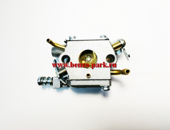 Карбюратор в сборе для китайских бензопил с объемом двигателя 25 см3