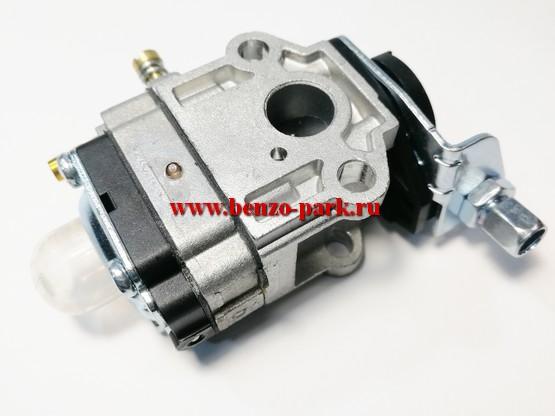 Карбюратор для китайских бензокос с объемом двигателя 26см3 и 33 см3