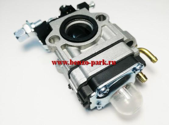 Карбюратор для китайских бензокос (триммеров) с объемом двигателя 43см3, 52см3, 56см3 и 62 см3