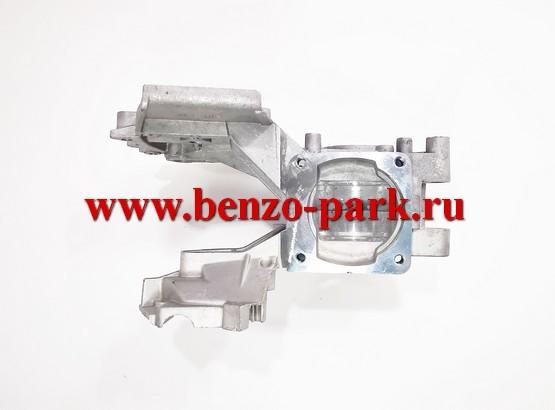 Картер для китайских бензопил с объемом двигателя 38 см3 и 41 см3