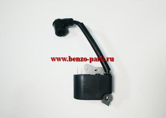Катушка зажигания в сборе бензопил типа Husqvarna 236, Husqvarna 240