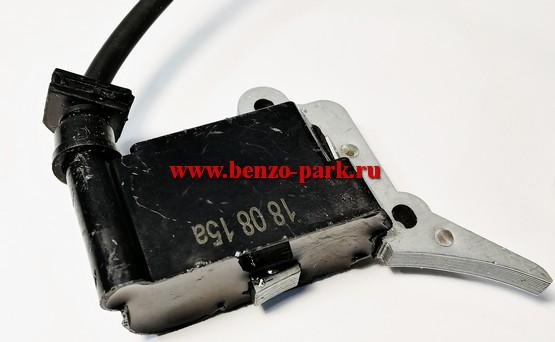 Катушка зажигания в сборе бензопил типа Partner 340S, Partner 350S, Partner 360S