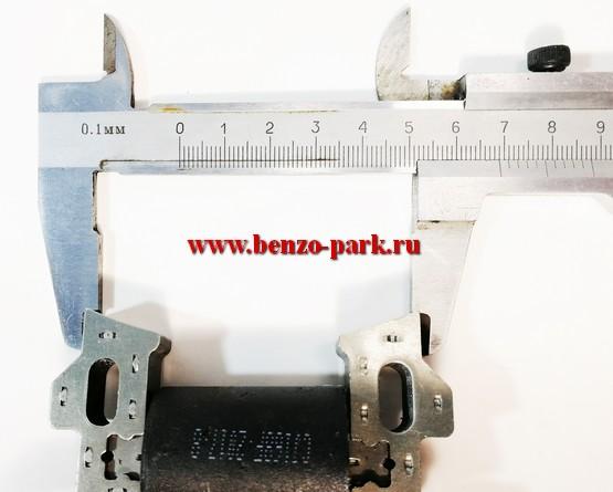 Катушка зажигания в сборе для четырехтактных двигателей мощностью 5,0-7,0 л.с. (двигатель 168F, 168F-2, 170F)