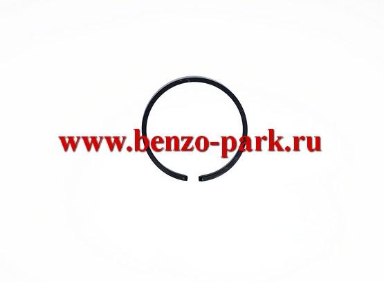 Кольцо поршневое компрессионное для китайских бензопил с объемом двигателя 38см3 (диаметр 39мм)