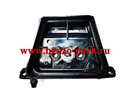 Корпус воздушного фильтра для бензопил типа Partner 350, Poulan 2150 под тягу газа