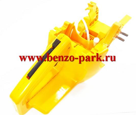 Корпус (картер, бензо-маслобак) бензопил типа Poulan 2150, Partner 350 и т.п., для бензопил без амортизаторов