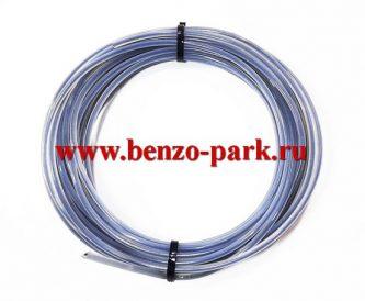 Леска триммерная DUO LINE 4,0 мм х 10 м круглая с сердечником
