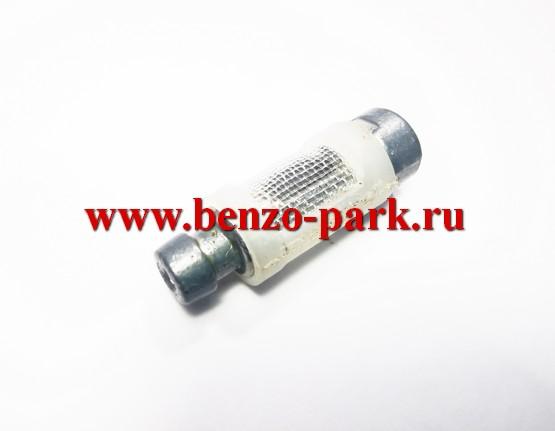 Масляный фильтр для китайских бензопил с объемом двигателя 45 см3 и 52 см3