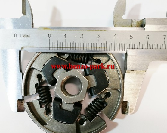 Муфта сцепления в сборе бензопил типа Stihl MS 170, Stihl MS 180, Stihl MS 210, Stihl MS 230, Stihl MS 250
