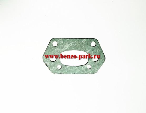 Набор прокладок двигателя (комплект 5 шт.) китайских бензопил с объемом двигателя 38 см3 и 41 см3