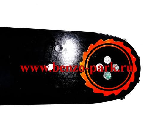 Направляющая шина для цепных пил 18 дюймов, под цепь 60 звеньев, шаг 3/8 ширина паза 1,3 (MaxCut)