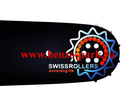 Направляющая шина для цепных пил 20 дюймов, под цепь 72 звена, шаг 3-8 ширина паза 1,6