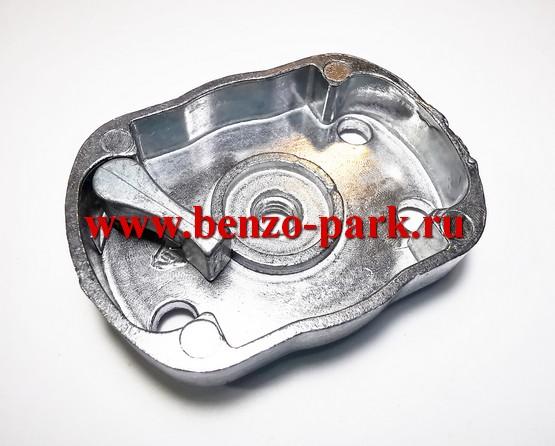 Ответная часть стартера (плата собачек) бензокос с объемом двигателя 33см3, 43см3, 52см3, под стартер со шкивом на 2 зацепа (бабочка)