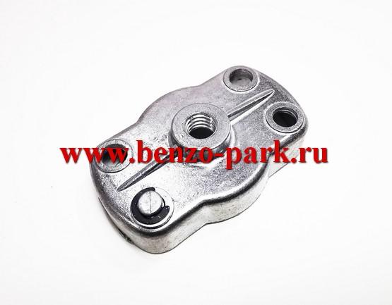 Ответная часть стартера (плата собачек) китайских бензокос с объемом двигателя 33 см3, 43 см3, 52 см3, типа Profi (СРЕДНЯЯ)