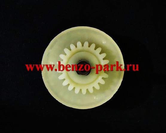 Пластиковая шестерня для цепных электропил (33 зуба и 21 зуб