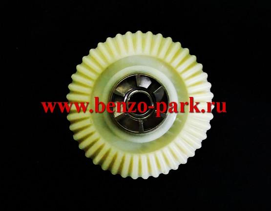 Пластиковая шестерня для цепных электропил (43 зуба, наружный диаметр 84,5мм)