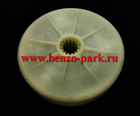 Пластиковая шестерня для цепных электропил (59 зуб, 14 шлицовнаружний диаметр 84 мм)