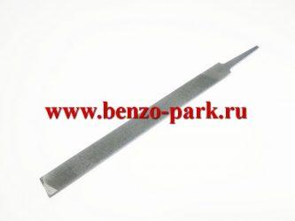 Плоский напильник для снятия ограничительного зуба пильной цепи