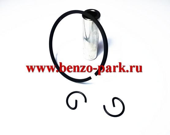 Поршневая группа бензопил типа Husqvarna 137, Husqvarna 142 (диаметр 40мм), серия Professional