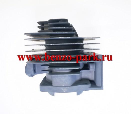 Поршневая группа китайских бензокос с объемом двигателя 52 см3 (51,7см3), диаметр 44 мм (двигатель 44F) Arden