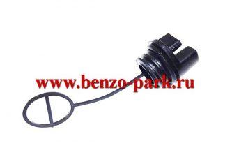 Пробка масляного бака (маслобака) бензопил типа Partner 350-371, Poulan 215, Poulan 2250 и др.