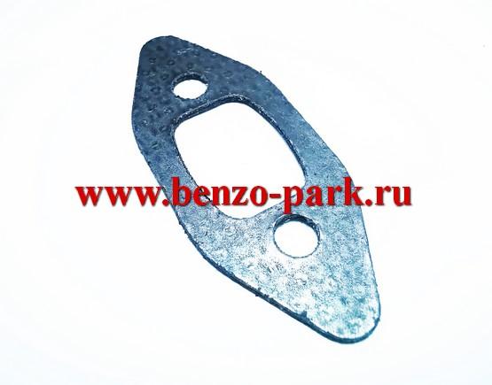 Прокладка глушителя бензопил типа Partner 350, Partner 371, Poulan 2150, Poulan 2250 и др