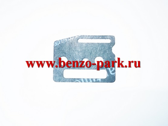 Прокладка пластины картера китайских бензопил с объемом двигателя 45