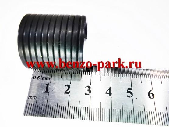 Пружина возвратная для цепных электропил, закручена против часовой стрелки (левая) 25,5х19,5х25