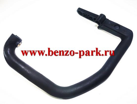 Ручка-держатель (верхняя рукоятка) бензопил типа Poulan 2250, Partner 351-371 и т.п., для бензопил с амортизаторами («мягкий» корпус)