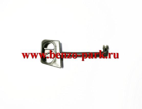 Рычаг воздушной (дроссельной) заслонки (подсос) бензопил типа Husqvarna 137, Husqvarna 142