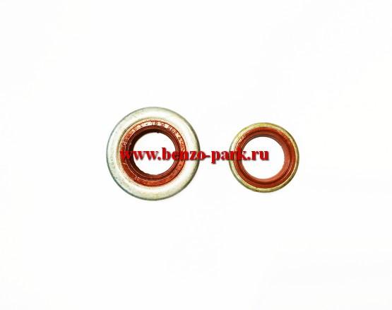 Сальники коленвала бензопил типа Stihl MS 341, Stihl MS 361 (пара)