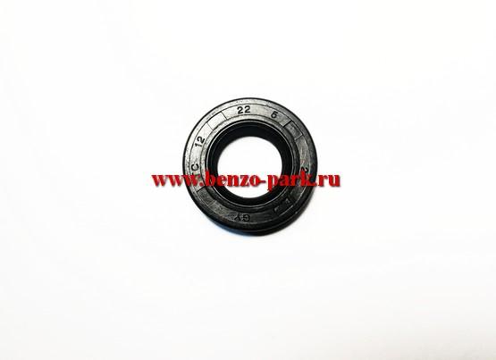 Сальники коленвала для китайских бензопил с объемом двигателя 25см3 (12х22х5 и 12х28х6)