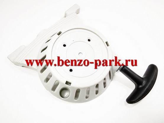 Стартер в сборе для бензокос типа Stihl FS 90, FS 100, FS 130 и т.п