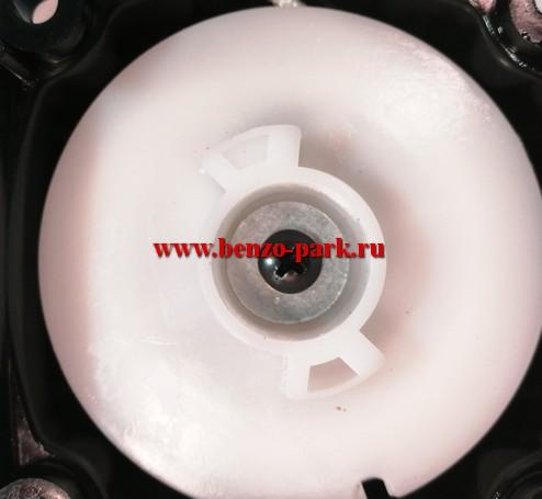 Стартер в сборе для китайских бензокос с объемом двигателя 33-52 см3 обычный запуск 2 зацепа(бабочка) (9)