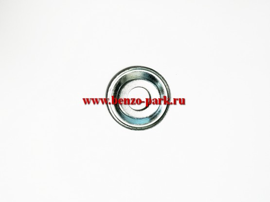 Стопорное кольцо ведущей звездочки в комплекте с шайбой бензопил Stihl MS 180-MS660