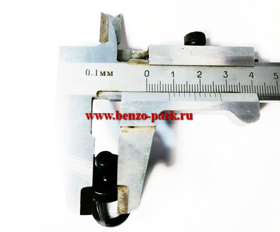 Топливный фильтр для бензопил и бензокос типа Stihl, выход d=8mm